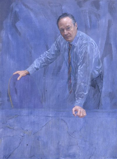 Josep María Piqué. Ministry of Foreign Affairs Collection. 2004. Oil on cloth. 130×97 cm